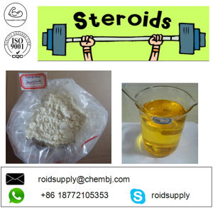 Top Quality Injectable Steroid Hormone Powder Trenbolone Enanthate pictures & photos
