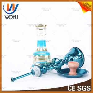 Water Pipes Electroplating Process Hookah Water Pipe Hookah Smoking Cigarettes Bowl of Hookah Shisha Charcoal Pipe pictures & photos