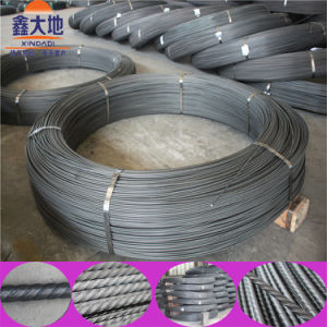 PC Wire (Spiral/Indented/Crimped) 1670MPa 4mm & 5mm pictures & photos