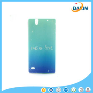 Soft Mobile Phone Cover for Sony Cell Phone pictures & photos