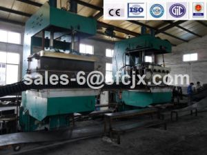 Sidewall Belts Vulcanizing Press for Sidewall Belt Making pictures & photos