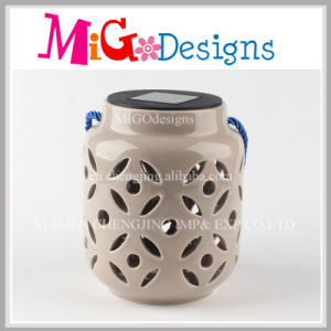 Fragrance Candle Christmas Ceramic Crafts Storm Lantern pictures & photos