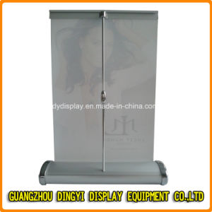 Double Size Mini Table Roll up Banner pictures & photos