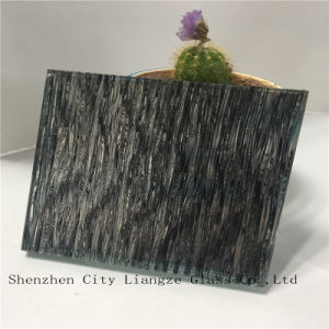 5mm+Silk+5mm Float Safety Laminated Glass/Silk Printed Glass/Tempered Glass pictures & photos