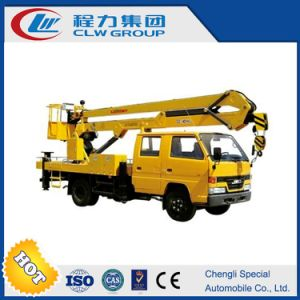 Jmc 16m Aerial Platform Working Truck pictures & photos
