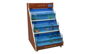 Larger Space Seafood Cabinet Keeping Fresh and Cool Refrigerator pictures & photos