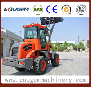 China Farming Tractor 2ton Wheel Loader Zl20 pictures & photos