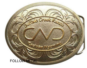 Belt Buckle Made in Zinc Alloy Material for Fashion Accessories pictures & photos