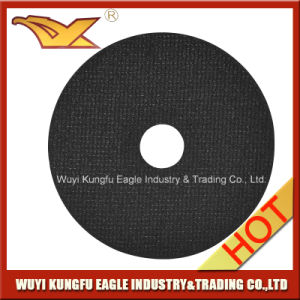 5 Inch Ss Cut Wheel, Black Double Nets Cutting Disc pictures & photos