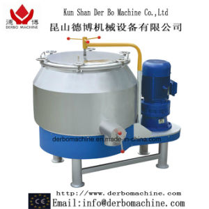 Plastic Ball Mixer with Stainless Steel Tank