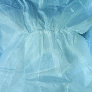 Disposable Waterproof Suit, PP+PE Coverall pictures & photos
