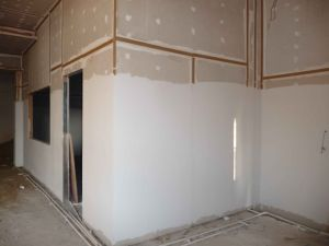 Eco Friendly Ceiling Paneling Partition Wall Back Sheet Calcium Silicate Cement Board with Fireproof pictures & photos