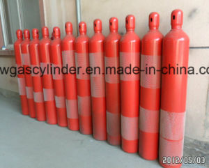 Medical Gas Cylinder with Valve pictures & photos
