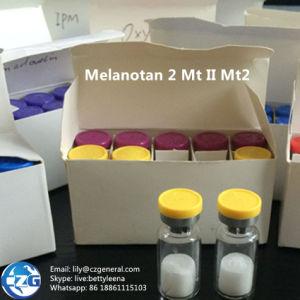 Tanning Injections Peptide Powder Melanotan 2 Mt II Mt2 Melanotan pictures & photos