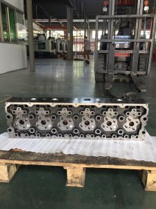 Cylinder Head Engine Part for Renault pictures & photos