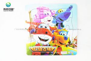 Grey Cardboard Paper Printing Puzzle for Children pictures & photos