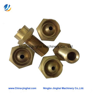 High Precision Copper Connector for Gas Equipment pictures & photos