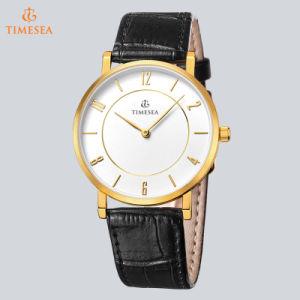 Men′s Quartz Watch 2 Needles Thin Watchcase Men Watch 72714 pictures & photos