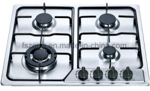 Classic Popular Stainless Steel Built in Gas Cooker Jzs54203 pictures & photos