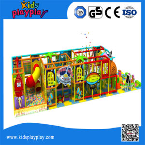 Hot Sell Outdoor Playgrounds Kids Gym Indoor Climbing Play Equipment pictures & photos