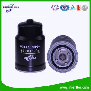 Spare Parts Spin- on Janpanese Car Fuel Filter 16403-7f40A pictures & photos