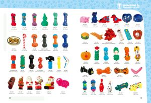 Dog Toy Vinyl Dog with Tire Pet Products pictures & photos