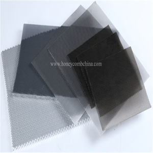 Stainless Steel Honeycomb Vent Panels with Yellow Chromated Finish China (HR346) pictures & photos