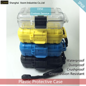 Small Waterproof Case Headset Box Earphone Box SD Card Storing Box pictures & photos