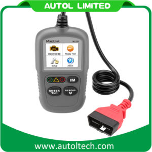 2017 New Arrived Autel Maxilink Ml329 Updated Version of Auto Scan Tool Autel Al319 Car Code Reader Maxilink Ml329 Supoort Mulit Languages pictures & photos