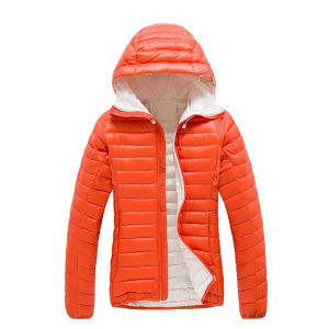 Wholesale Custom Men Down Jacket with Contrast Lining pictures & photos