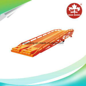 6 Ton Movable Hydraulic Loading Dock Ramp pictures & photos