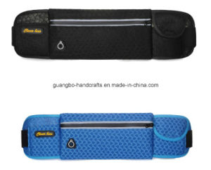 Custom Polyester Nylon Outdoor Sports Running Waist Bag for Men pictures & photos