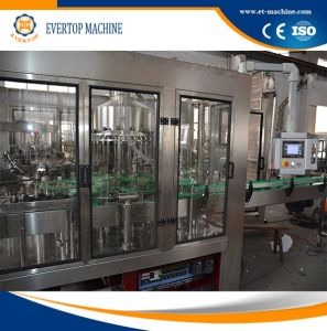 3000-4000bph Automatic Glass Bottle Filling Machine pictures & photos