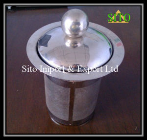 Tea Strainers Stainless Steel Tea Filters pictures & photos