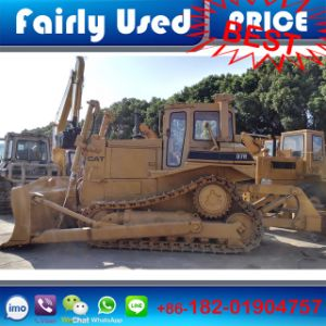 Good Condition Seond Hand Cat D7r Crawler Bulldozer with Ripper pictures & photos