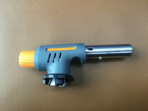 Good Quality Portable Gas Torch Fire Lighter Automatic Electric Igntion pictures & photos