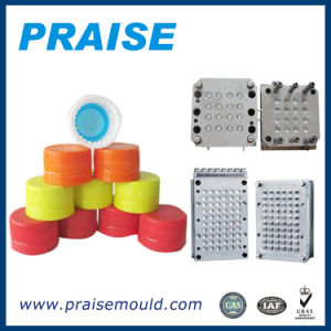 Factory Price Edible Oil Bottle Caps Injection Mould pictures & photos