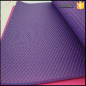 High Density Non-Metal Elements Custom Rubber Gym Yoga Mat pictures & photos