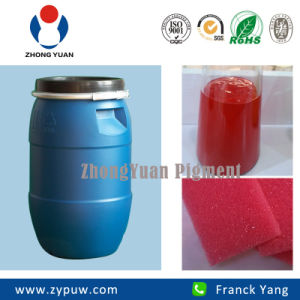 Zy-201 Red Colorant (for PU Polyether Block Foam) pictures & photos