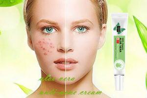 100% Organic Aloe Vera Acen Cream pictures & photos