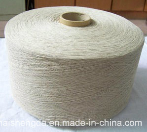 100% Pure Flax Fiber Linen Yarn for Weaving pictures & photos