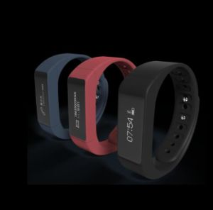 Bluetooth Smart Wristband with Touch Key USB Charging I5 Plus pictures & photos