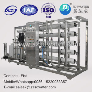 Water Treatment Machine for Low Investment Factory pictures & photos