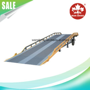 Movable Loading Dock Ramp pictures & photos