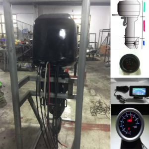 Water Cooling 20HP Diesel Outboard Motor 4500rpm pictures & photos