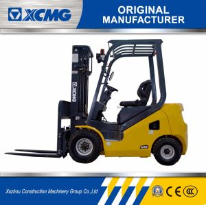 XCMG Official Manufacturer 1.5-1.8t Diesel Forklift Fd18t pictures & photos