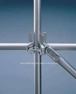 Ringlock Scaffold Building Material for Construction pictures & photos