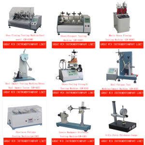 Leather Stain Abrasion Resistant Test Machine (GW-062) pictures & photos