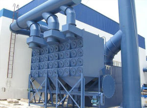 Dust Filter Cartridge Dust Extractor Cartridge Filter Dust Collector (1500 CFM) pictures & photos