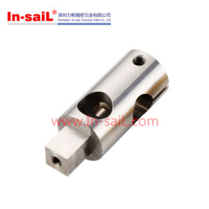 Customized CNC Machine Processing Auto Spare Aluminum Fasteners pictures & photos